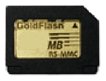 Reduced-Size MultiMedia Card 512MB